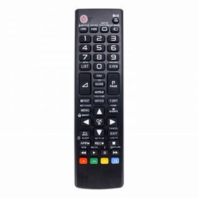 RT1290 IR programmable remote control for TV