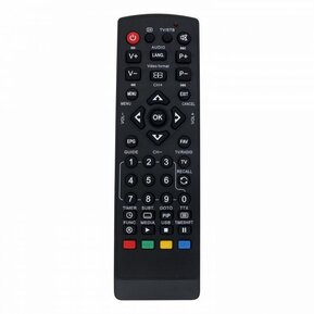 RT1212 Programmable remote control RATAI for SAT/DVB/CABLE