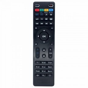 MAG remote control for IP receiver MAG 250, 254, 255